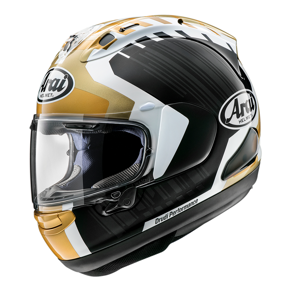 Arai RX-7V Rea - Gold Edition