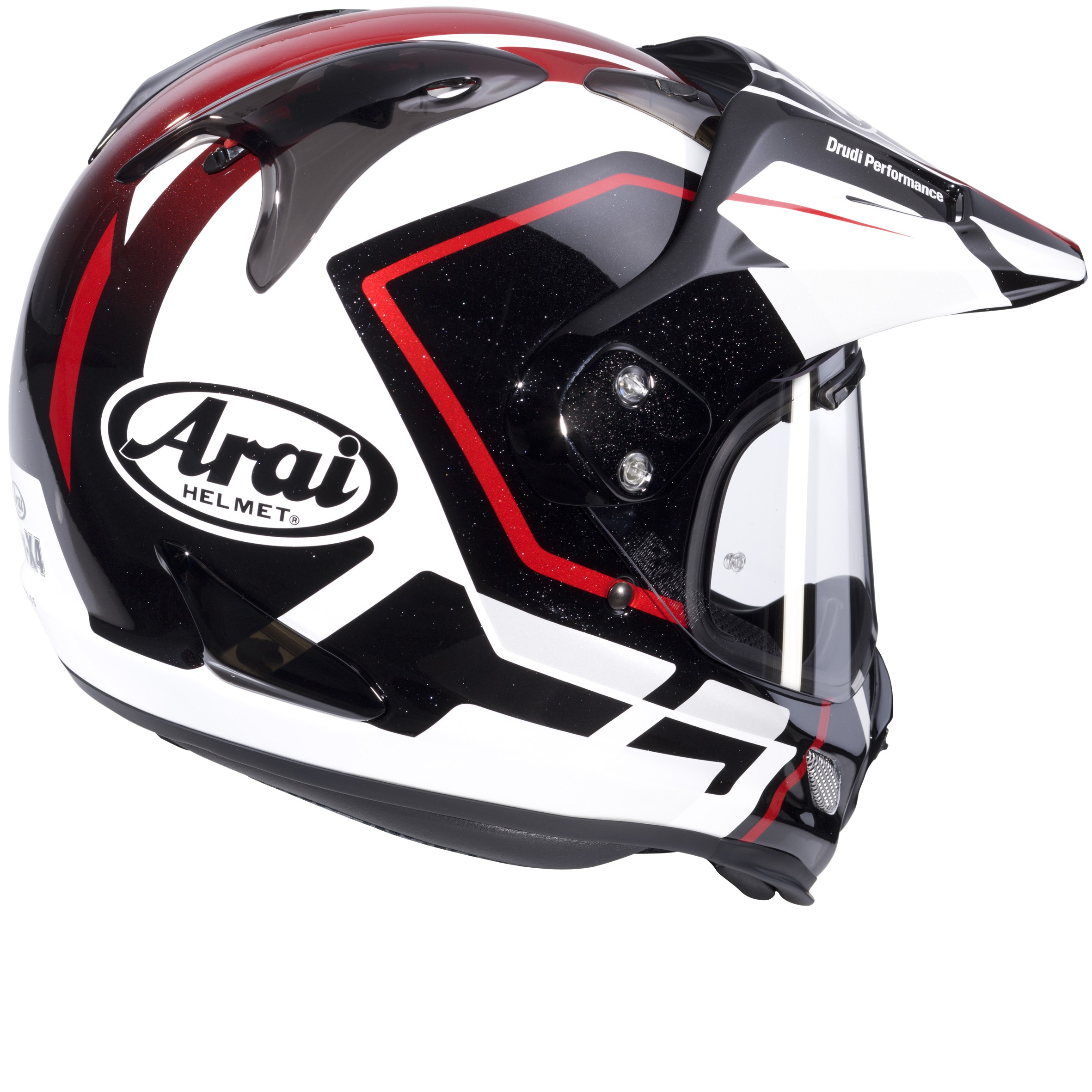 Arai Tou X 4 Adventure Motorbike Helmet