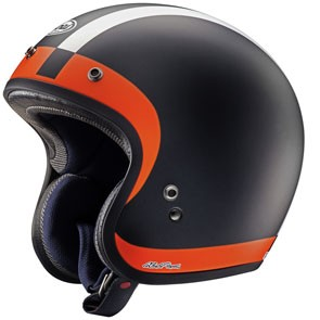 86ddedb9 ... motorcycle open face helmet from Arai that o... £349.99. Freeway Classic  Halo