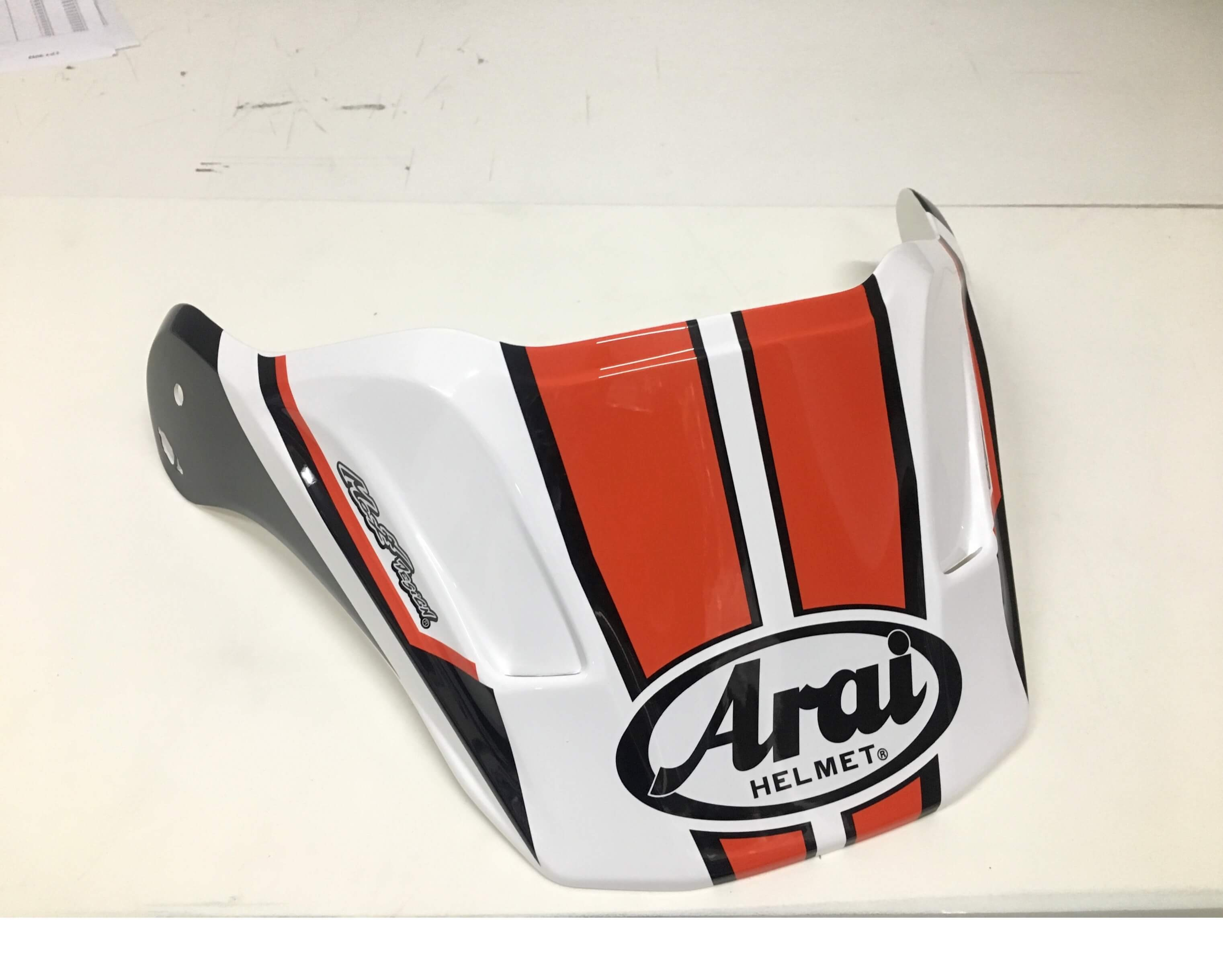 Arai Peak Tx-4 Shire Orange