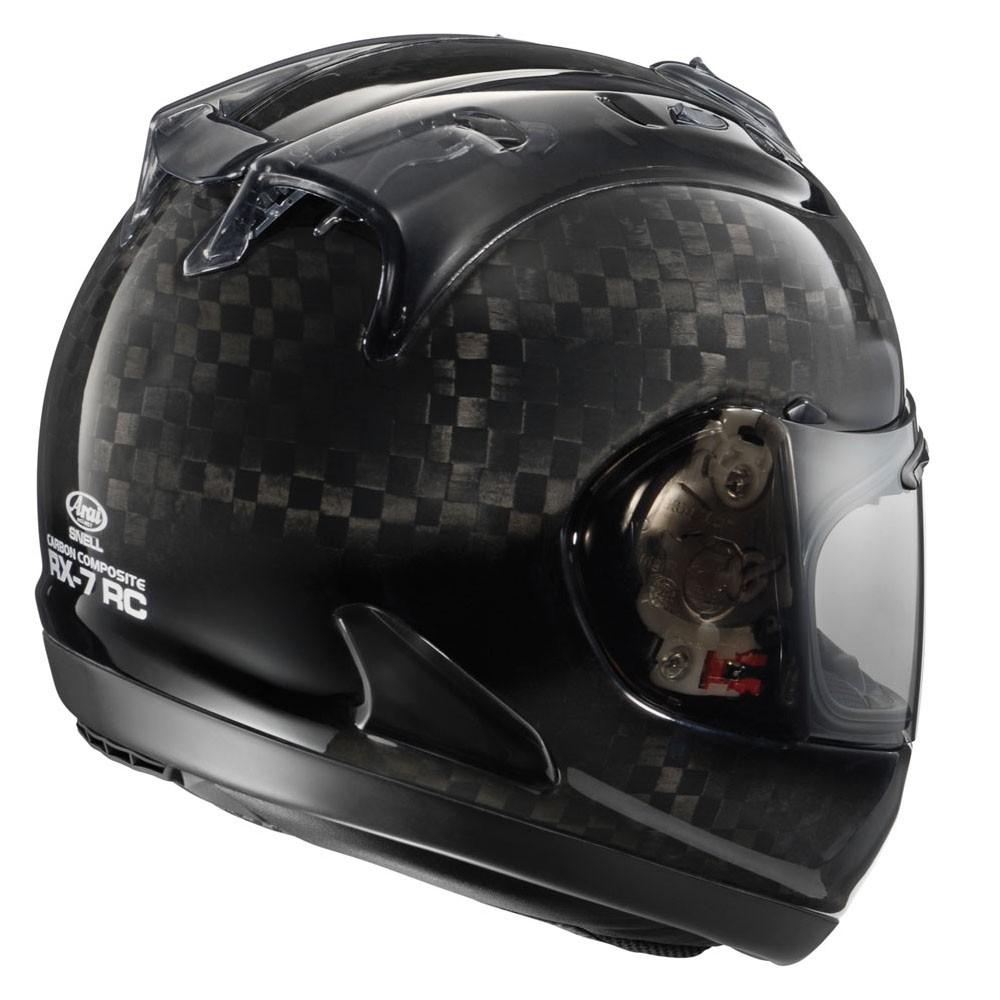 arai rx7 rc carbon motorcycle helmet