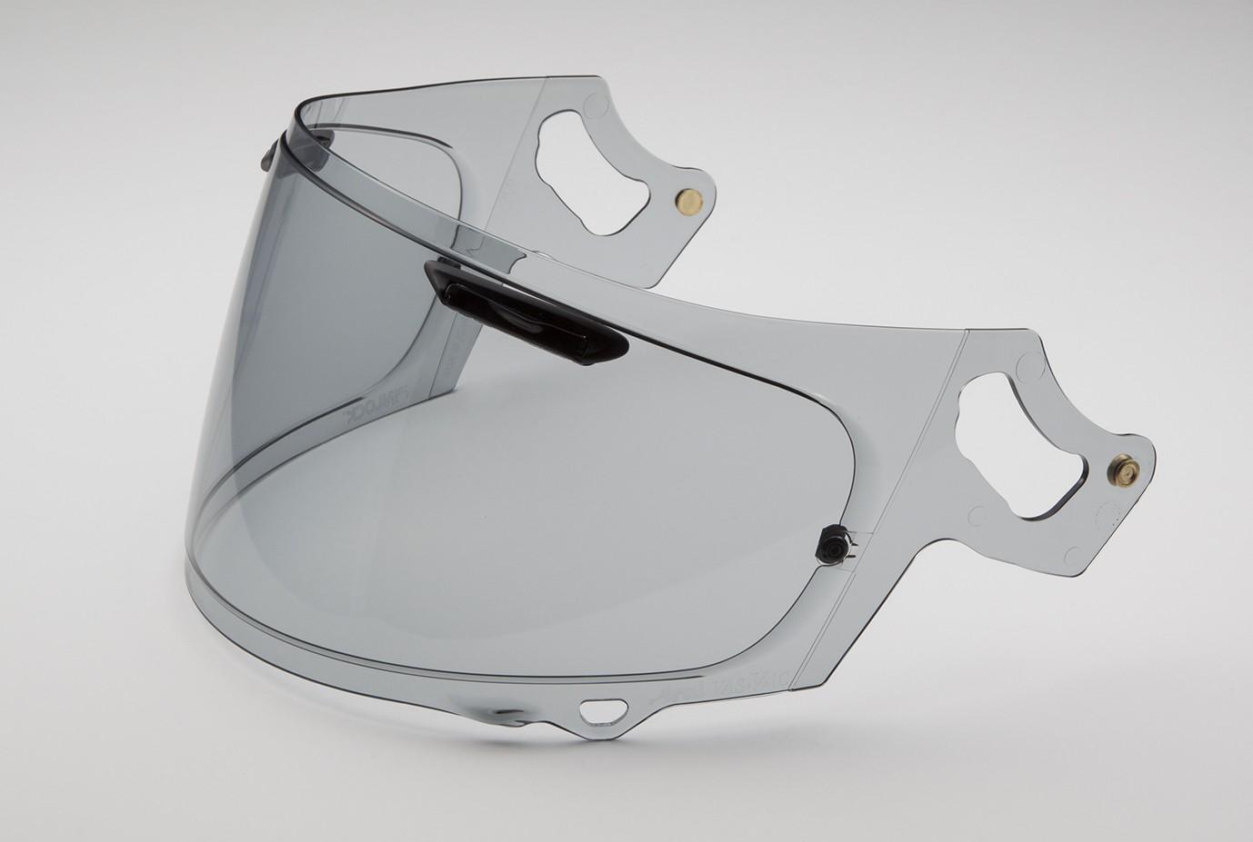VAS-V Max Vision Light Smoke RX-7V Visor