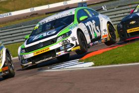 More points on the board for HIll at Rockingham