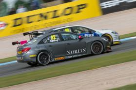 Smiley rounds the top 20 in qualifying as entire BTCC field are covered by by 1 second.