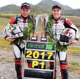 Birchalls crowned world sidecar champions