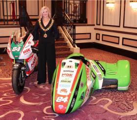 Costello determined to raise TT riders association profile