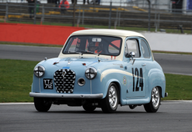 Costello get the car racing bug with HRDC