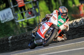 Costello takes positives from Isle of Man TT