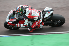Mixed fortunes for Moto Rapido at Thruxton