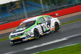 Highs and lows for Hill at Silverstone BTCC