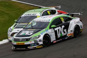 Best Ever BTCC weekend for TAG racing's Jake Hill at Oulton Park