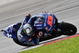 Movistar Yamaha Make Positive Start to Sepang Test