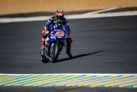 Third Row Start for Movistar Yamaha MotoGP Teammates in Le Mans