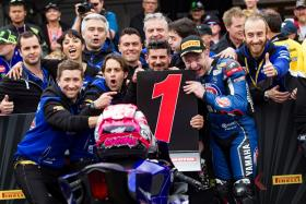 Mahias Gets WorldSSP Title Defence to the Perfect Start in Phillip Island