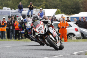 Top 6 finishes for Cookstown Burrows Engineering Racing at the 'Ulster'