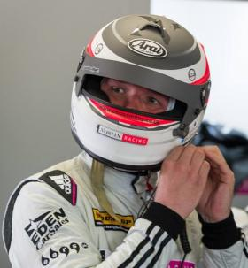Smiley ready to take on 5th round of British Touring Car championship at Croft.