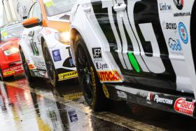 Tag racing's Hill ends second BTCC Test day on top.