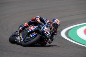 Van der Mark Storms to Top Six in Race 1 at Imola