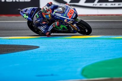 Viñales is Victorious in Tense Thriller in Le Mans