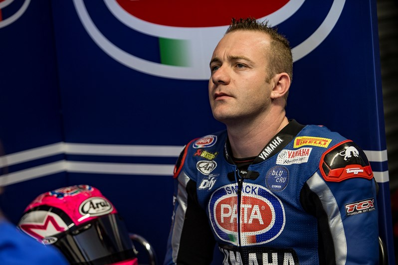 GRT Yamaha Impress on Friday at Phillip Island