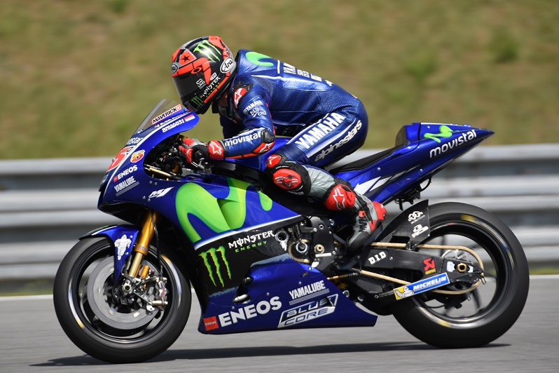Movistar Yamaha MotoGP Boost Confidence in Brno Test