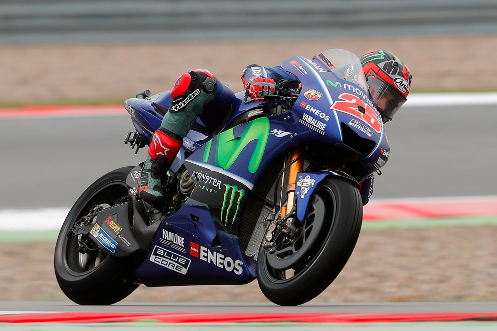 Movistar Yamaha MotoGP Make First Strides in Assen