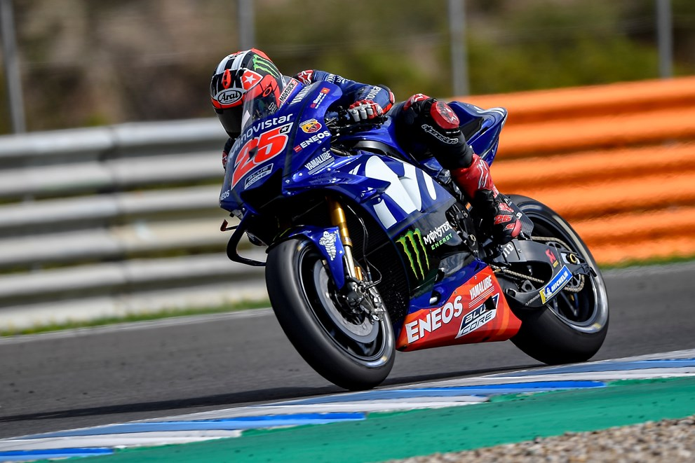 Movistar Yamaha MotoGP Prepare for French Grand Prix Fight