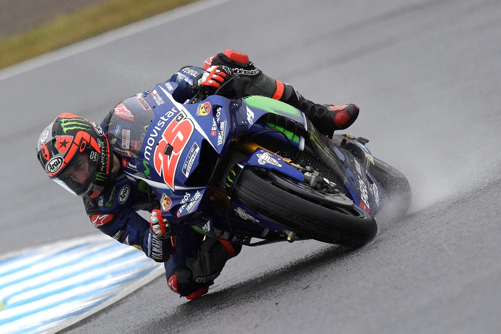 Movistar Yamaha MotoGP Prepare to Push on Phillip Island