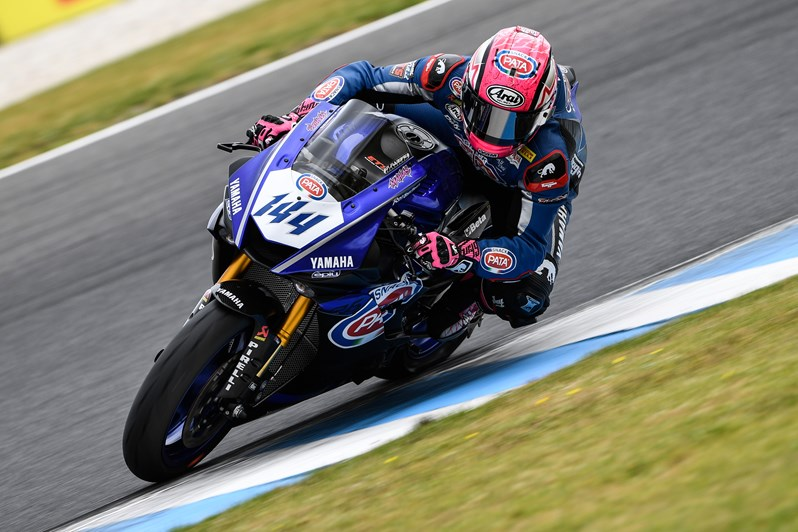 Mahias Secures Stunning Pole in WorldSSP at Phillip Island