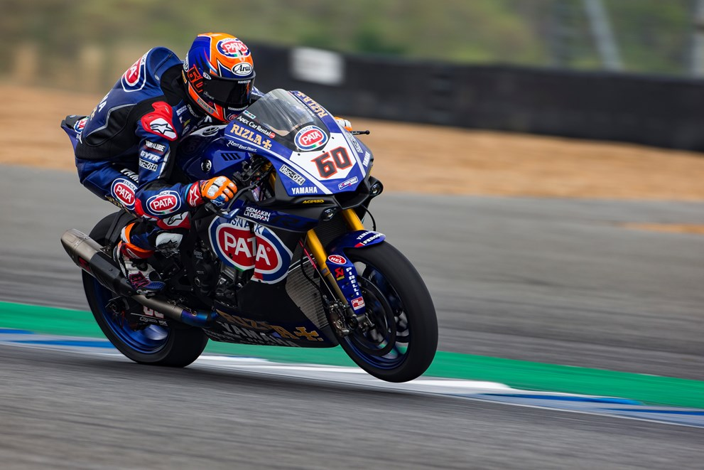 Pata Yamaha Looking to Carry Momentum to Aragon