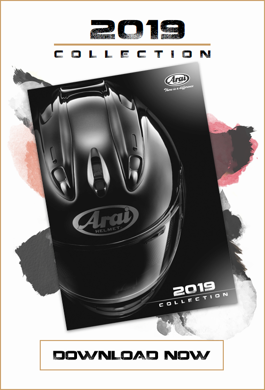 Latest Arai Brochure